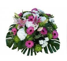 livraison de fleurs au bureau coussin de fleurs deuil livrer un coussin fleurs funeraires