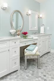 Double Bathroom Sink Cabinets White Bathroom Vanity Bathroom Traditional With Double Bathroom