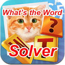 what u0027s the word cheat u2013 words solver