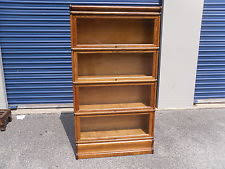Metal Barrister Bookcase Antique Barrister Bookcase Ebay