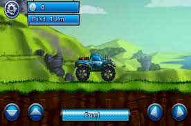monster truck game video monster truck toss android apps on google play
