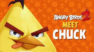 angry birds 2 u2013 meet chuck good wood