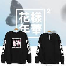 bts sweater the most beautiful moment in