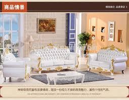 canap royal mobilier royal classique véritable canapé en cuir avec 3 2 1 siège