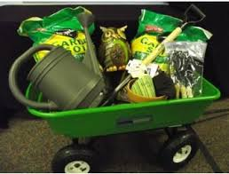 garden gift basket silent auction garden basket garden dump cart 50 lowes gift