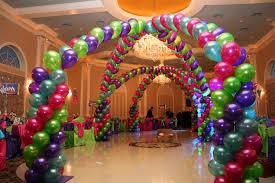 balloon decorations nj small centerpieces