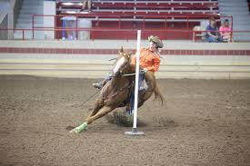 Barrel Racing Home Decor by Local Teen Is Barrel Racing And Pole Bending Across The Country