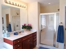 Overhead Vanity Lighting Simple Bathroom Vanity Lights With Shades Overhead Lighting And