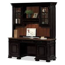 furniture luxury computer desk with hutch for modern interior
