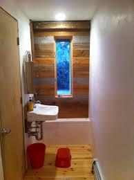 Barn Board Bathroom Bare Hill Barn