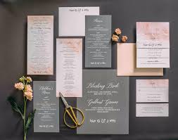 wedding invitations printing wedding invitation printing styles by ellie by
