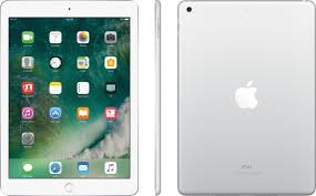 apple ipad latest model with wifi 128gb silver mp2j2ll a