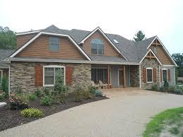 Home Exterior Design With Stone Exterior Surprising Image Of Home Exterior Decoration Using