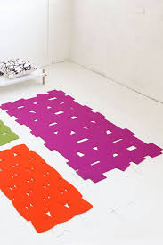 Wool Felt Rugs 81 Best Rugs Images On Pinterest Contemporary Rugs Colorful