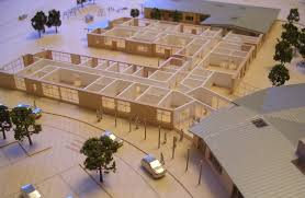 reference for invisible city model architecture 3d model plans