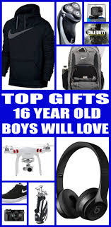 gifts for 16 year boys