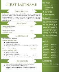 different resume templates different kinds of resumes lidazayiflama info
