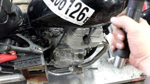 1987 honda cmx 250 c rebel used motorcycle parts for sale youtube