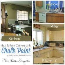 chalk paint kitchen cabinets images how to paint kitchen cabinets with chalk paint interior