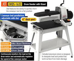 reviews best drum sander for your woodworking projects