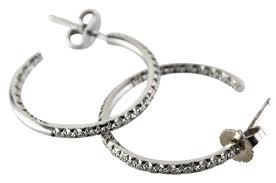 inside out diamond hoop earrings co white gold metro inside out diamond hoop earrings