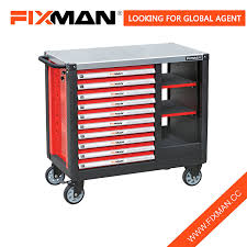 Rolling Tool Chest Work Bench Fixman 10 Drawer Rolling Tool Chest Work Benches On Wheels Buy