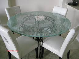 clear glass table top shattered glass table tops lovely clear crackle glass table tops