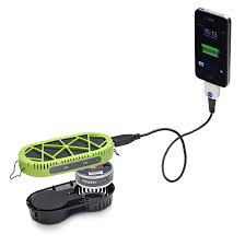 Charge Your Phone Powertrekk Charger Uses Water To Charge Your Phone On The Move