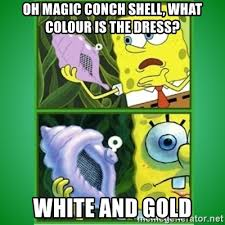 No One Cares Meme Spongebob - spongebob magic meme 28 images what color is the dress see
