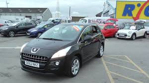 peugeot 3007 review used peugeot 3008 cars for sale in grimsby lincolnshire motors