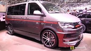 black volkswagen bus 2016 volkswagen bus abt exterior and interior walkaround 2016