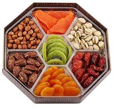 nuts gift basket give it gourmet assorted dried fruits and nuts gift basket 7