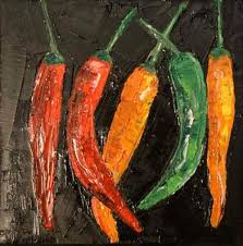 kitchen chili pepper wall art chili pepper christmas vegetables flogging the muse