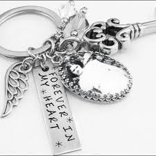 Personalized Memorial Necklace 83 Best Personalized Memorial Jewelry Images On Pinterest