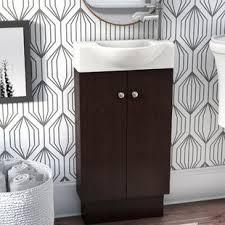 18 Inch Bathroom Vanities 18 Inch Bathroom Vanities You Ll Wayfair