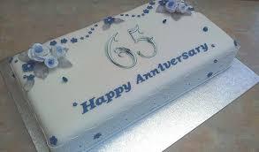 65th wedding anniversary gifts 65th wedding anniversary cake ideas photos