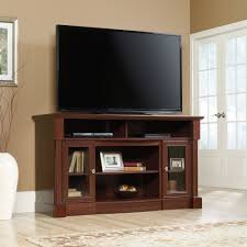 palladia entertainment fireplace credenza 419117 sauder