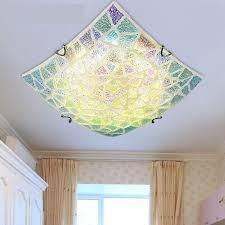 shell ceiling light colorful shell ceiling l modern ceiling light bathroom ceiling