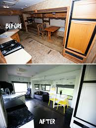 five fifth wheel remodels you don u0027t want to miss go rving
