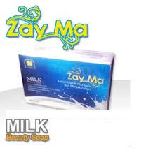 Sabun Zayma 77 mbs milk soap sabun kecantikan zayma