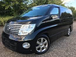 used nissan elgrand cars for sale motors co uk