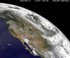 Canada Wildfires by Noaa U0027s Goes West Satellite Sees Smoke From Canadian Fires Over