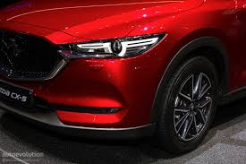who manufactures mazda 2018 mazda cx 8 photographed uncamouflaged in chicago packing