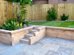 garden retaining wall interior design