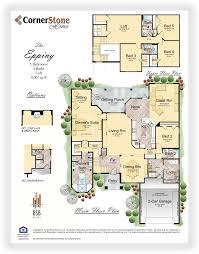 houzz floor plans ideasidea cornerstone homes floor plan epping palencia