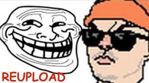 Trollface Meme - trollface meme review thatistheplan reupload youtube