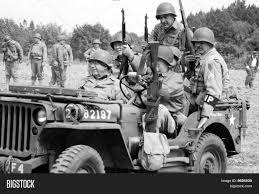 black military jeep world war ii enactors riding jeep image u0026 photo bigstock