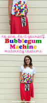 diy bubblegum machine maternity costume life with my littles