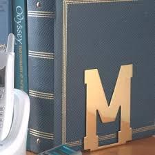monogram bookends 20 best m m m m monogram images on monogram monograms