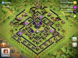 clash of clans clash of clans map viewer becauseigame com big